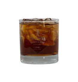 10th Mountain Whiskey & Spirit Co. Rocks Glass