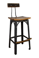 10th Mountain Whiskey & Spirit Co. Bar Stool
