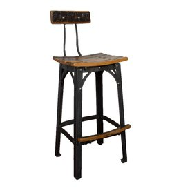 10th Mountain Whiskey & Spirit Co. 10th Mountain Whiskey & Spirit Co. Bar Stool