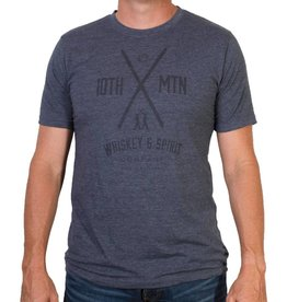 Crossed Skis - Men's Crew