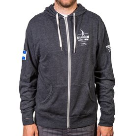 Walk With Us - 10th Mountain Whiskey & Spirit CO. Men's Hooded Sweatshirt