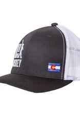 10th Mountain Whiskey & Spirit Co. Hat - Colorado Flag (Low Profile)