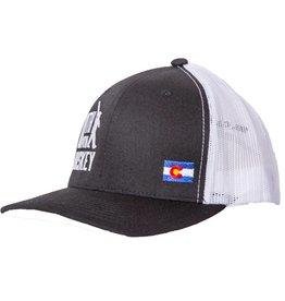 10th Mountain Whiskey & Spirit Co. Hat - Colorado Flag (Low Profile)