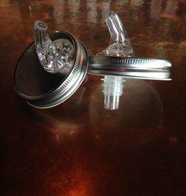 10th Mountain Whiskey & Spirit Co. Moonshine Pourer