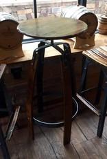 10th Mountain Whiskey & Spirit Co. Bar Table