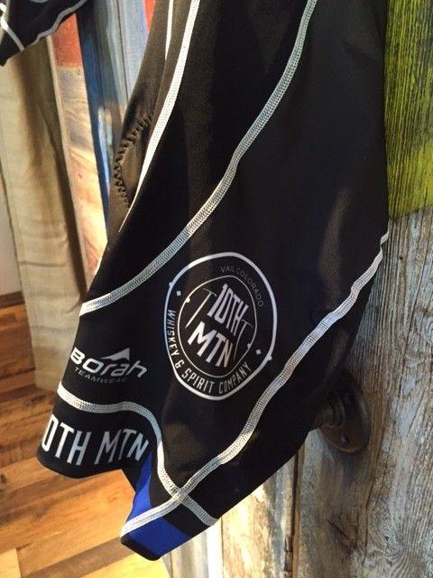10th Mountain Whiskey & Spirit Co. Bike Bib - Womens