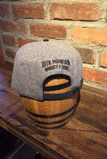 10th Mountain Whiskey & Spirit Co. Hat-Grey Grassroots