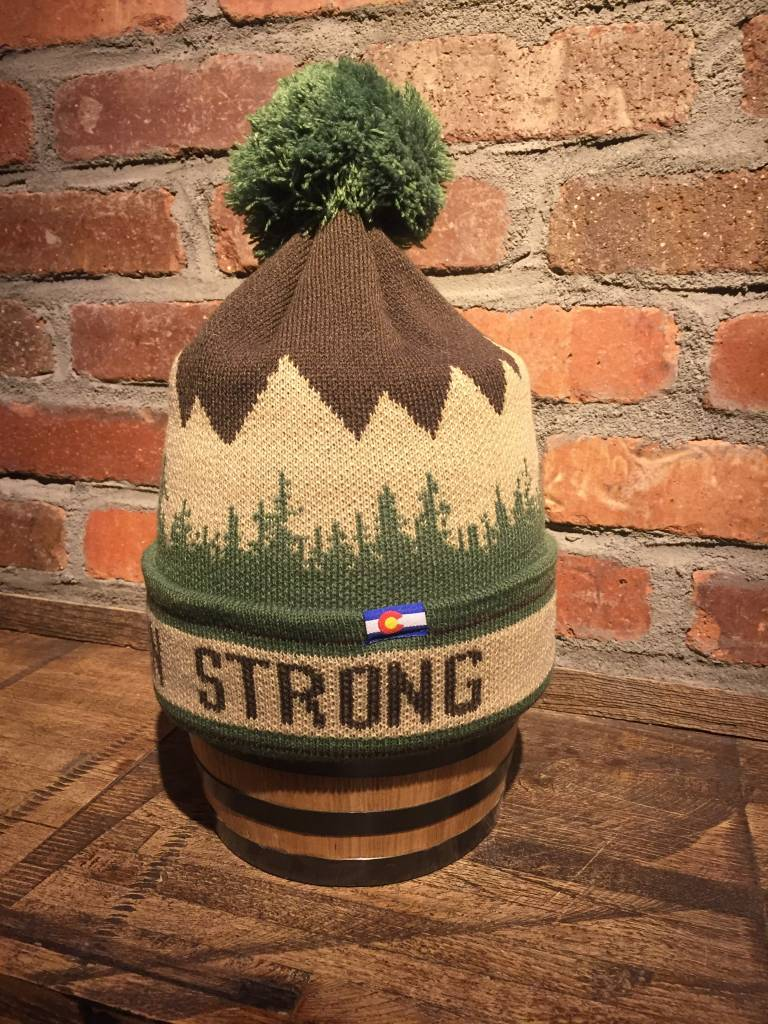 Beanie Forest Strong
