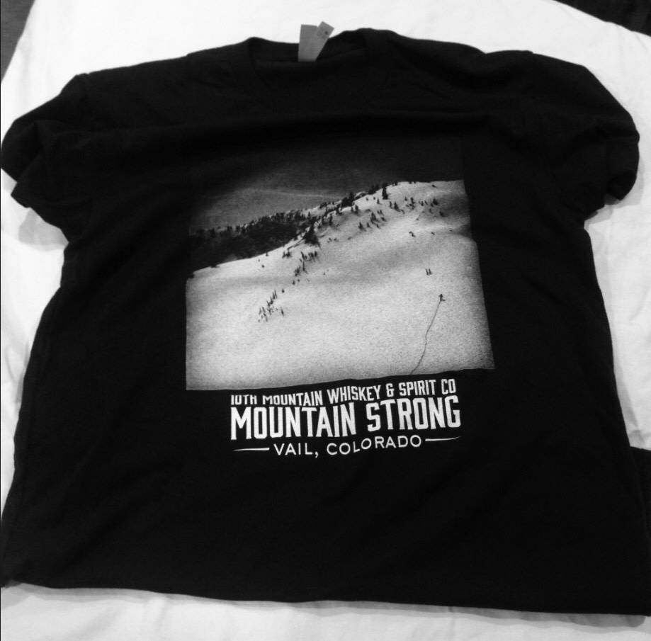 10th Mountain Whiskey & Spirit Co. Backcountry - Men's Crew
