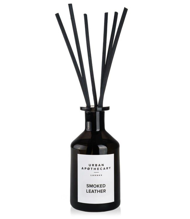 URBAN APOTHECARY LUXURY DIFFUSER : SMOKED LEATHER