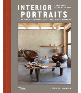 INTERIOR PORTRAITS: AT HOME WITH CULTURAL PIONEERS + CREATIVE MAVERICKS