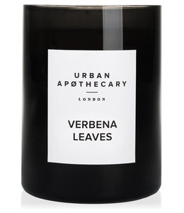URBAN APOTHECARY LARGE SCENTED CANDLE : VERBENA LEAVES