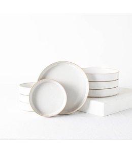 CONVIVIAL CONVIVIAL MINIMAL DINNERWARE: SAND