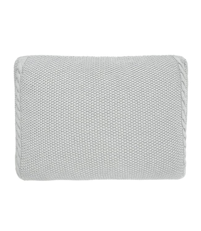 CARE BY ME ORGANIC NORTH CABLE PILLOW