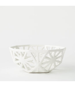 CONVIVIAL GEODESIC FRUIT BOWL