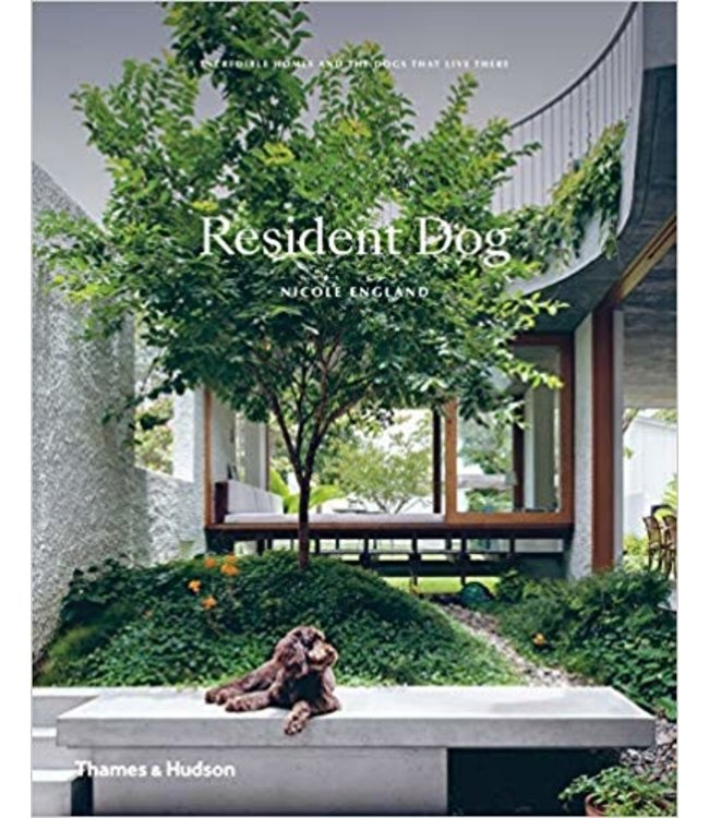 RESIDENT DOG : INCREDIBLE HOMES + THE DOGS THAT LIVE THERE