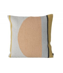 KELIM CUSHION -  SEMI CIRCLE