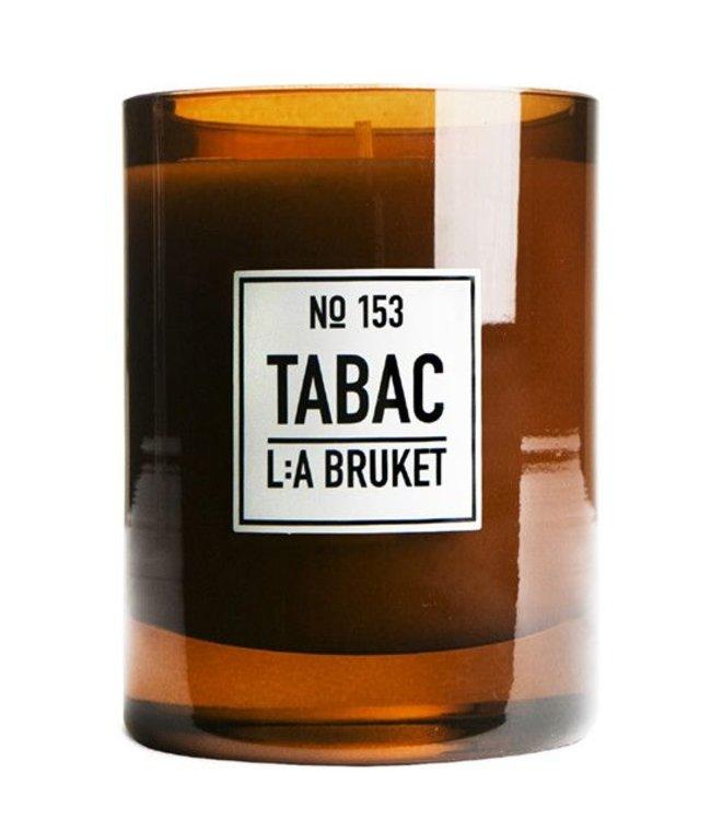 LA BRUKET SCENTED CANDLE   :   TABAC