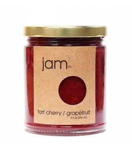 TART CHERRY GRAPEFRUIT JAM | WE LOVE JAM