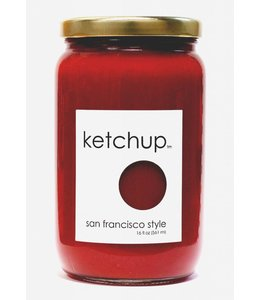 SAN FRANCISCO STYLE KETCHUP | WE LOVE JAM