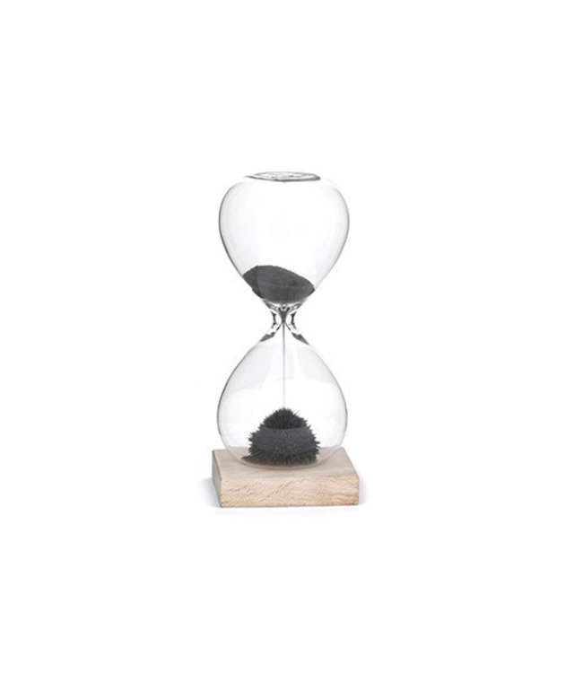 HOURGLASS   :  1 MINUTE  MAGNETIC SAND