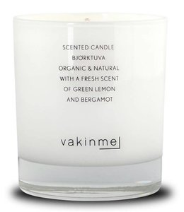 VAKINME VAKINME LARGE SCENTED CANDLE   :   BJÖRKTUVA