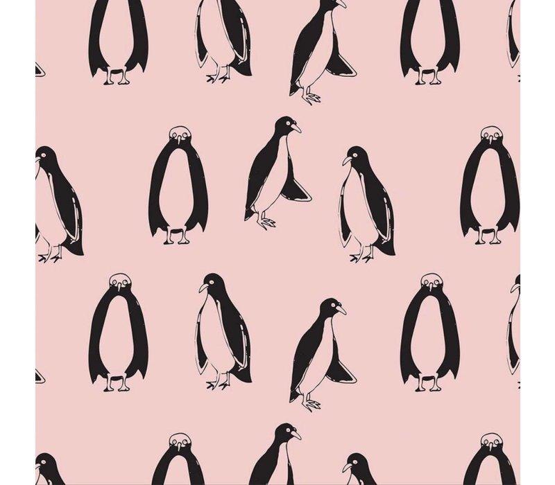 Drap contour pengouins