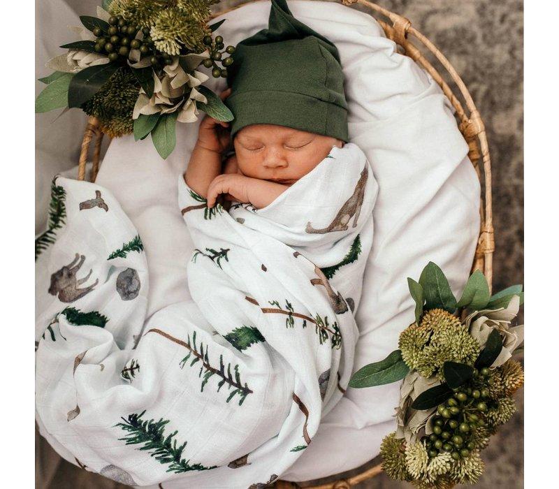 Organic muslin blanket - Alpha