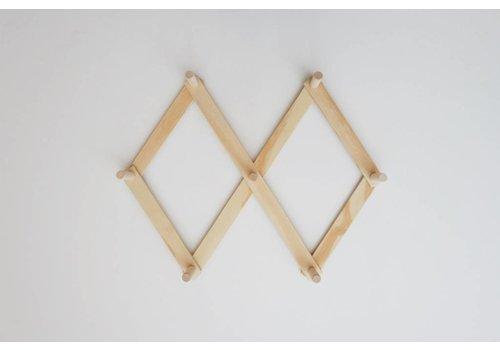 MINIKA Support accordéon en bois - Petit