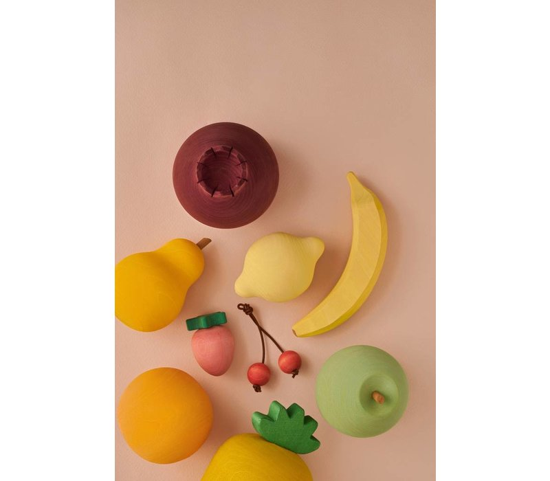 Fruits set