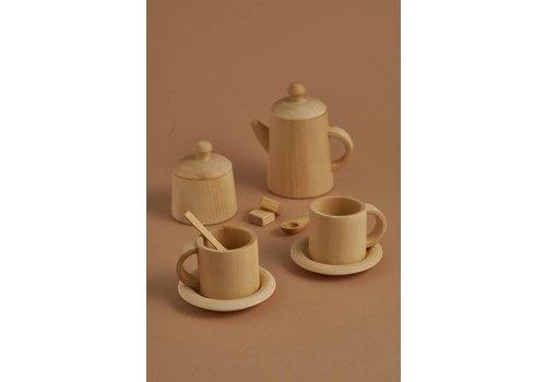 RADUGA GREZ Tea set natural