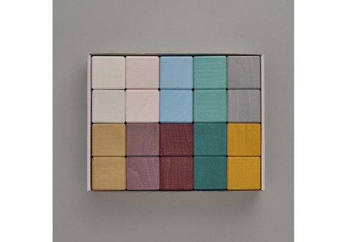 RADUGA GREZ Cubes en bois / PRÉ-COMMANDE