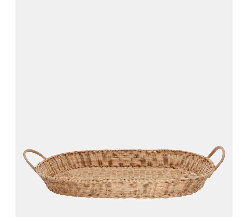 Bayu changing basket