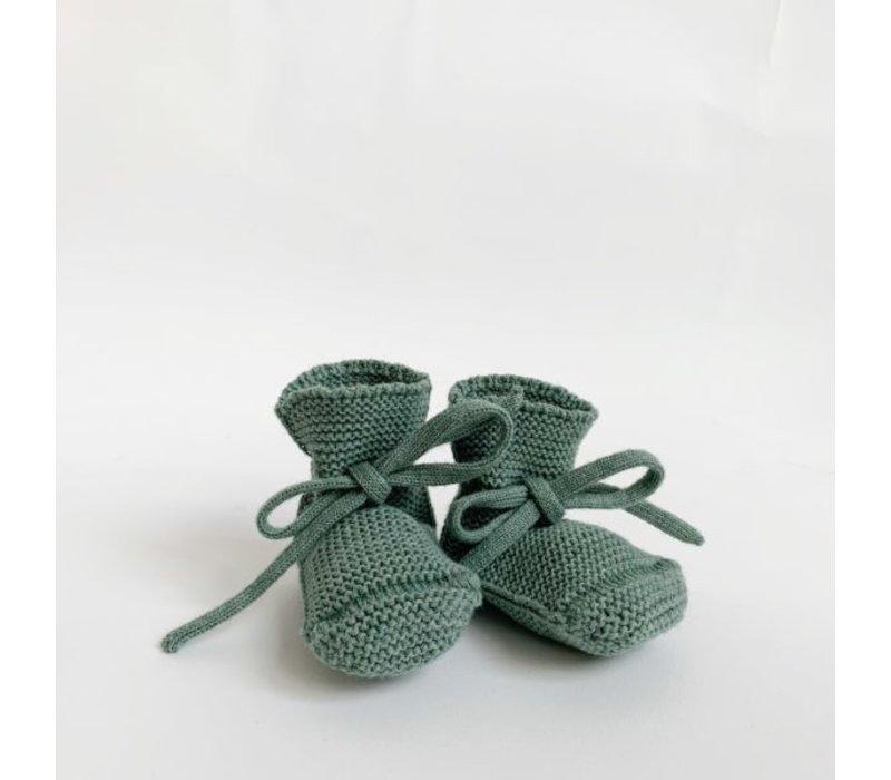 Booties - Green
