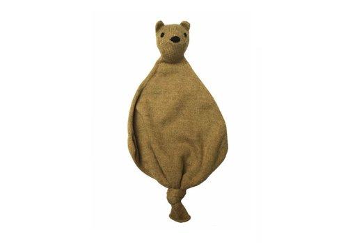 HVID Teddy tokki - Moutarde