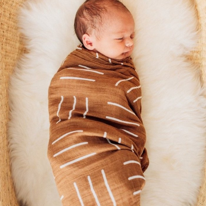 Couvertures de bébé