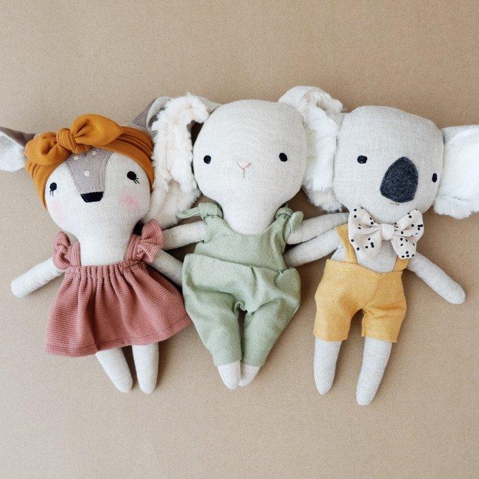 Stuffed animals and loveys