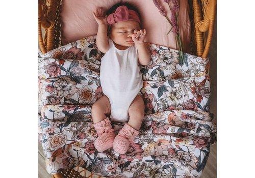 SNUGGLE HUNNY KIDS Organic muslin blanket - Australiana