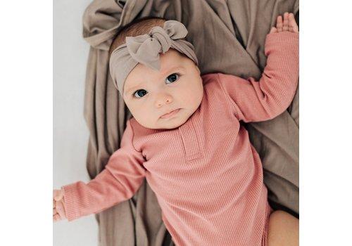 MEBIE BABY Taupe headband