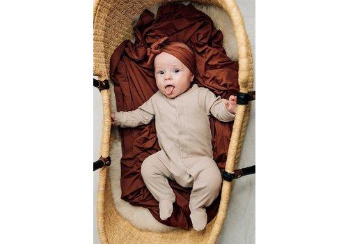 MEBIE BABY Rust headband