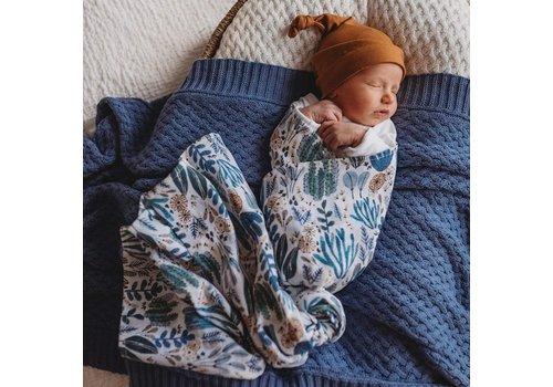 SNUGGLE HUNNY KIDS Organic muslin blanket - Arizona
