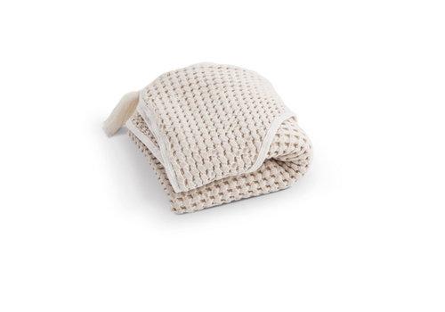 MOUMOUT PARIS Hooded towel - Milk