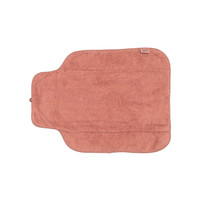 Go changing mat - Terracotta