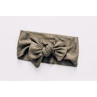 Olive headband
