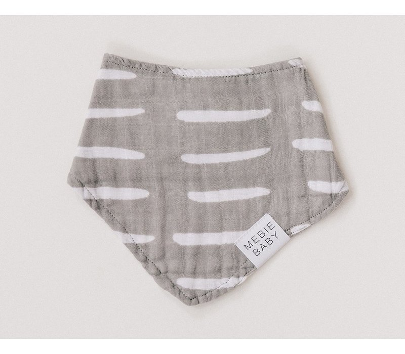 Grey dash bib