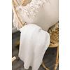 SNUGGLE HUNNY KIDS Diamond knit blanket - Cream