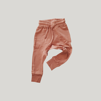 Joggers - Coral