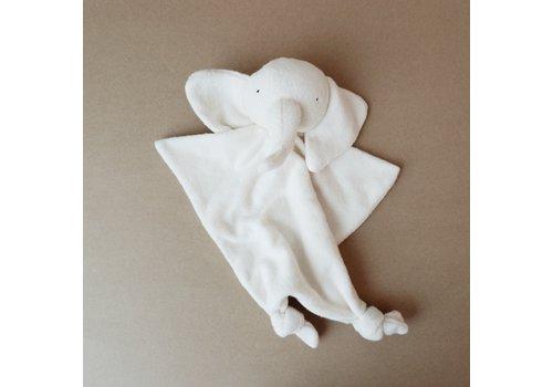 PAPOUM PAPOUM Elephant comforter doll