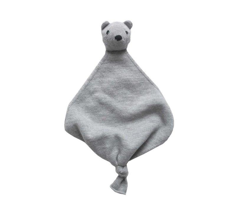 Teddy tokki - Mélange de gris