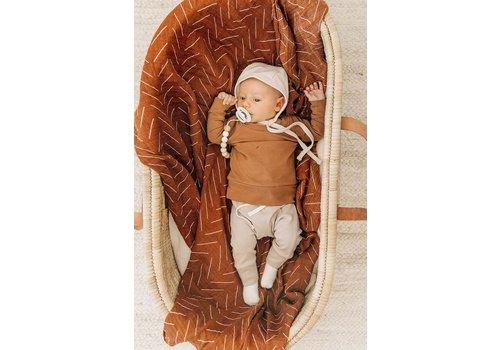 MEBIE BABY Sweatshirt - Honey (2A)